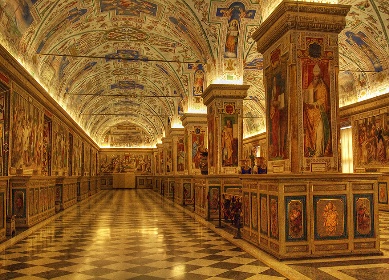 vatican musee