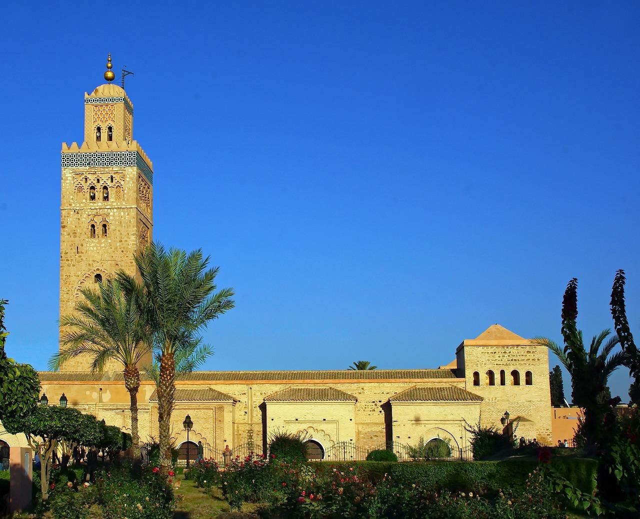 mosquée-Koutoubia-marrakech