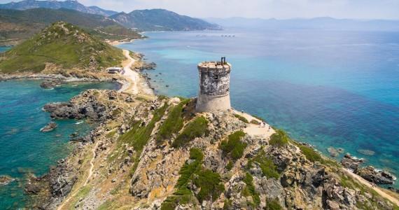 La tour de la Parata - Ile Sanguinaires - Ajaccio